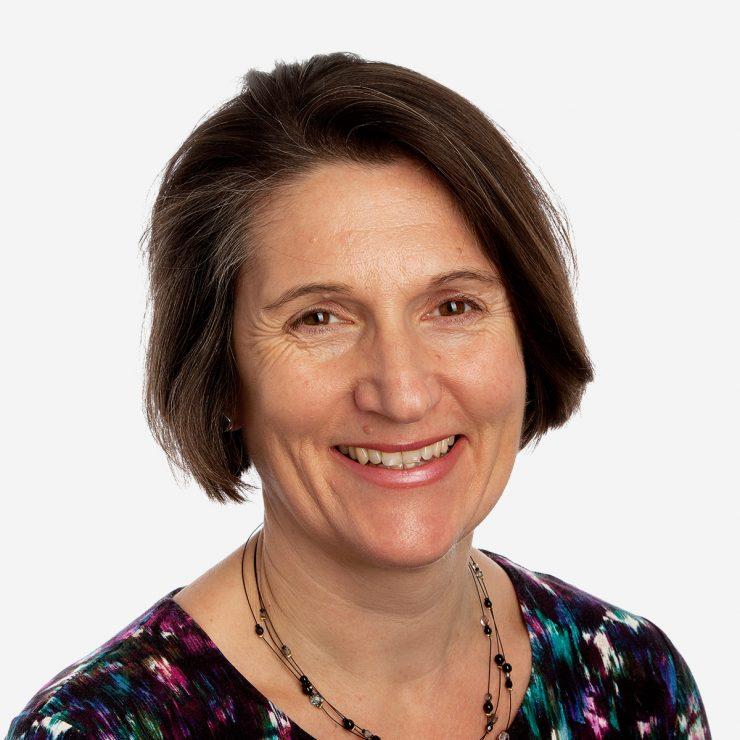 Joann Leeding, Head of Patient & Public Involvement & Engagement