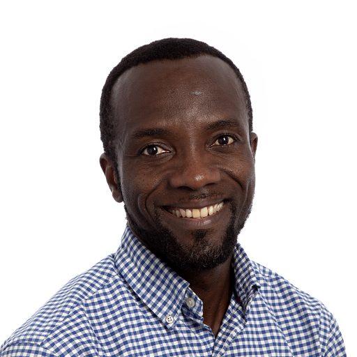 Dr Alexander Komashie