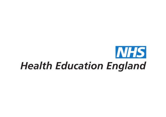 Health Education England.
